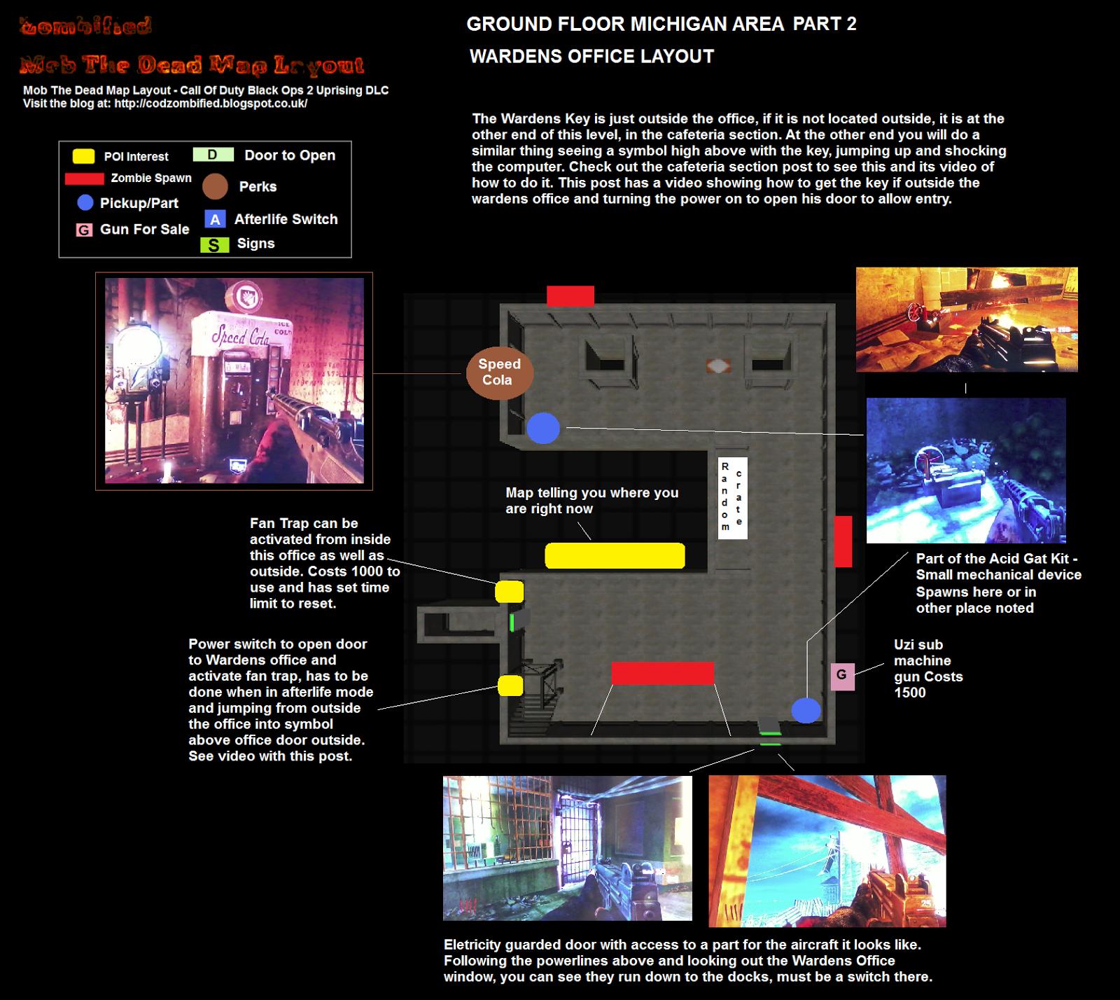 secret de la map mob of the dead  My blog