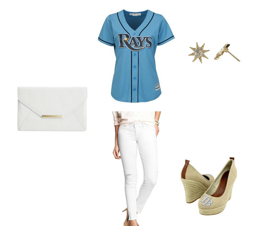 Tampa Bay Rays women's style