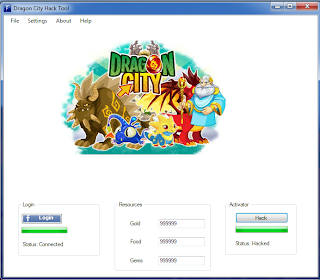 Dragon City Cheats and Hack v.7.43