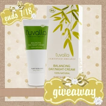 luvalla, day night cream, balancing moisturizer