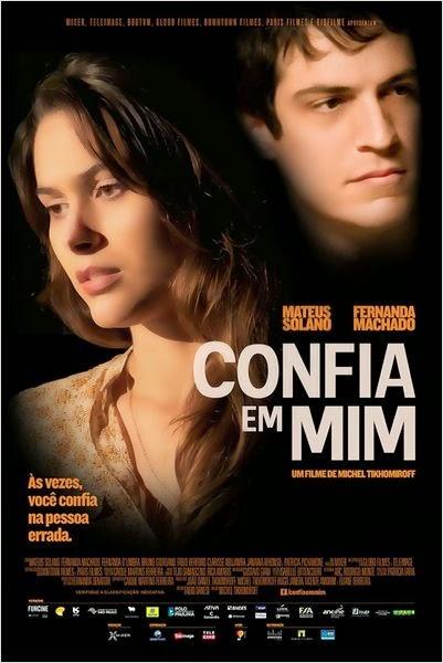 """Poster do filme """"Confia em Mim"""""""