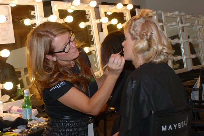 Mercedes-Benz, Fashion, Festival, Sydney, Show, backstage, hair and makeup, model, artist