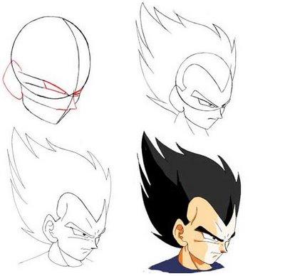 Aprende a Dibujar de Todo! :): • Como dibujar Dragon Ball •