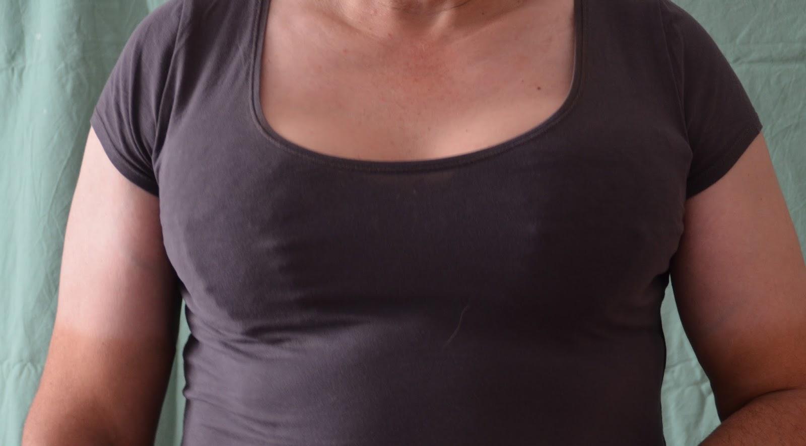 Wie die Brust in 17 Jahre schnell zu vergrössern