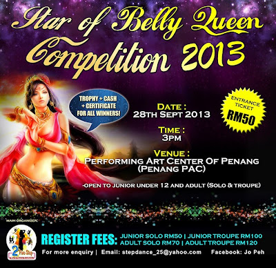28 Sep 2013 Sat Star of Belly Queen Competition 2013