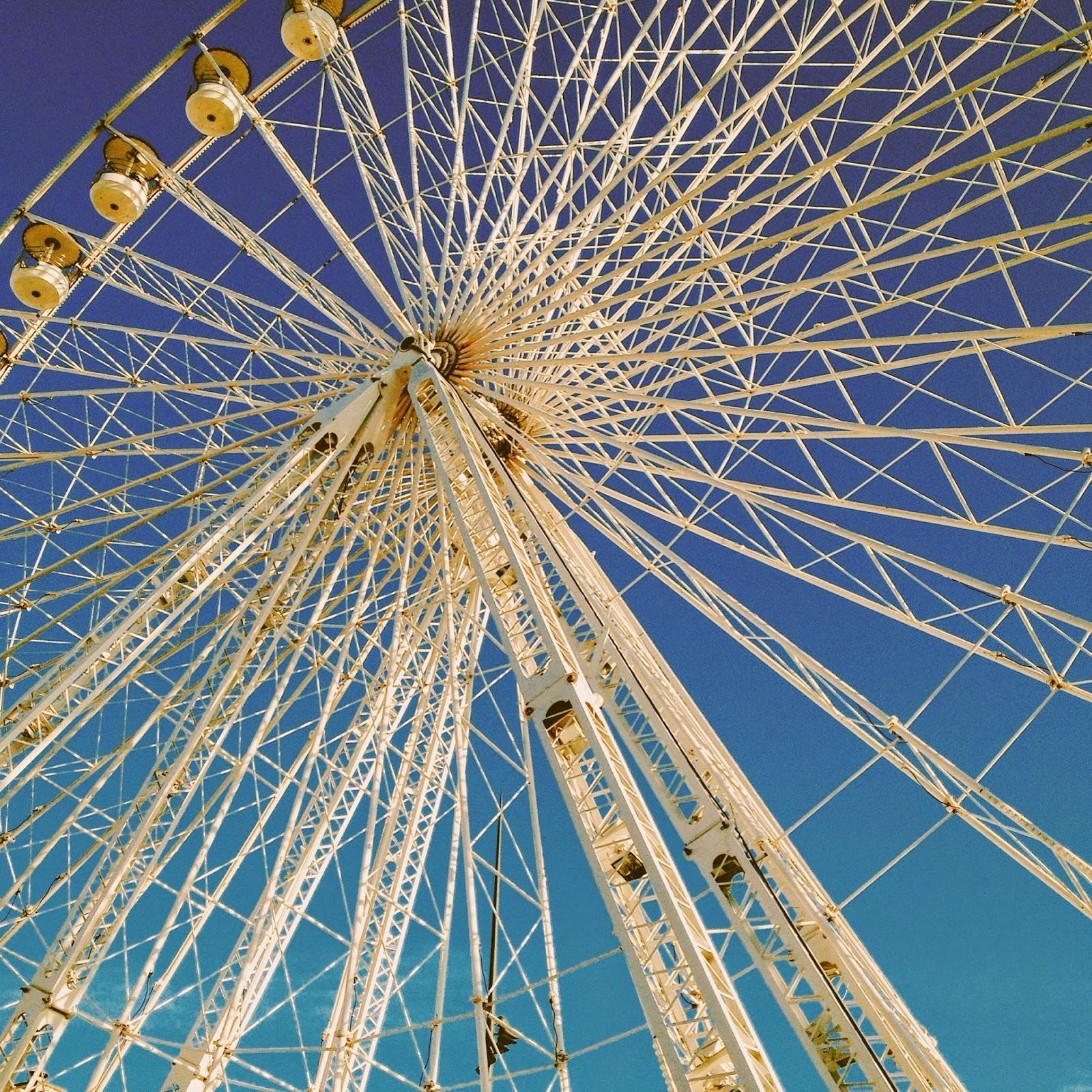 Grande roue Marseille