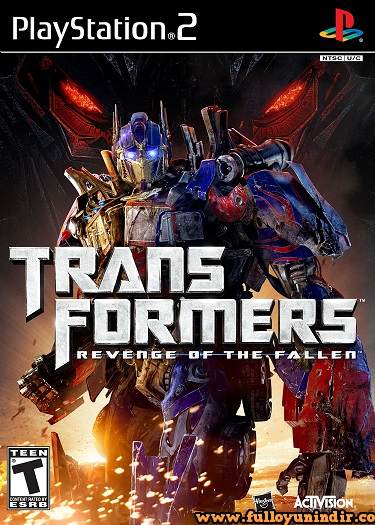 Transformers Revenge Of The Fallen ps 2