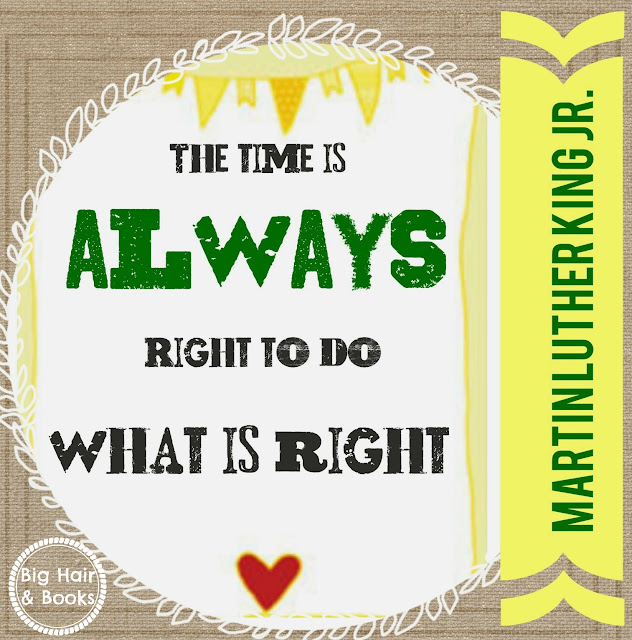 The time is always right to do what is right Martin Luther King, Jr. #MLK #quote #dotherightthing