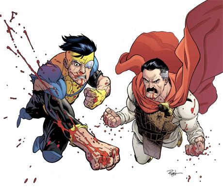 15 Clónicos de Superman en el mundo del cómic (2/3) - Omni Man