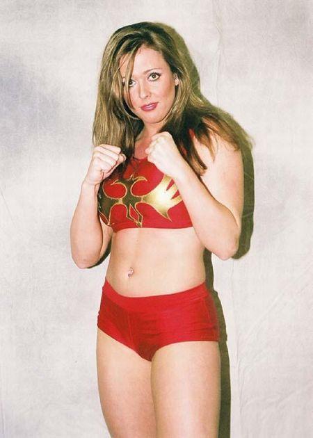 Luchadora - Christie Ricci
