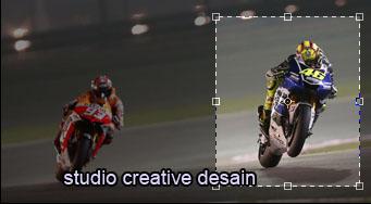 cara edit foto memotong gambar menggunakan photoshop |studio desain