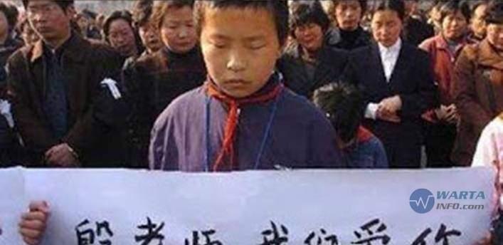 Foto gambar Murid murid Xia Guru wanita muda China yang menjadi pelacur PSK