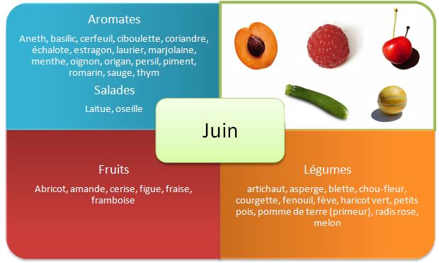 Nounou mariposa et ses chenilles fruits et l gumes du mois de juin - Fruit de saison juin ...