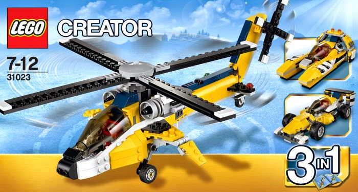 Alanyuppies Lego Transformers Lego 31023 Alternate Mode Skyracer