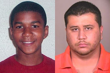 Trayvon Martin killed by George Zimmerman