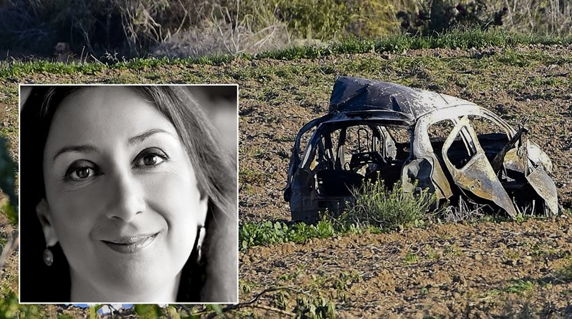 Με sms πυροδοτήθηκαν τα εκρηκτικά που σκότωσαν την blogger δημοσιογράφο στη Μάλτα,στην Ελλάδα δεν έχουμε τέτοιο κίνδυνο αφού στην πρώτη θέση ειναι ιστοσελίδες του συστήματός!!