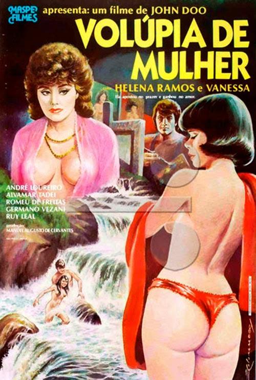 The Chick's Ability 1984 Volúpia de Mulher