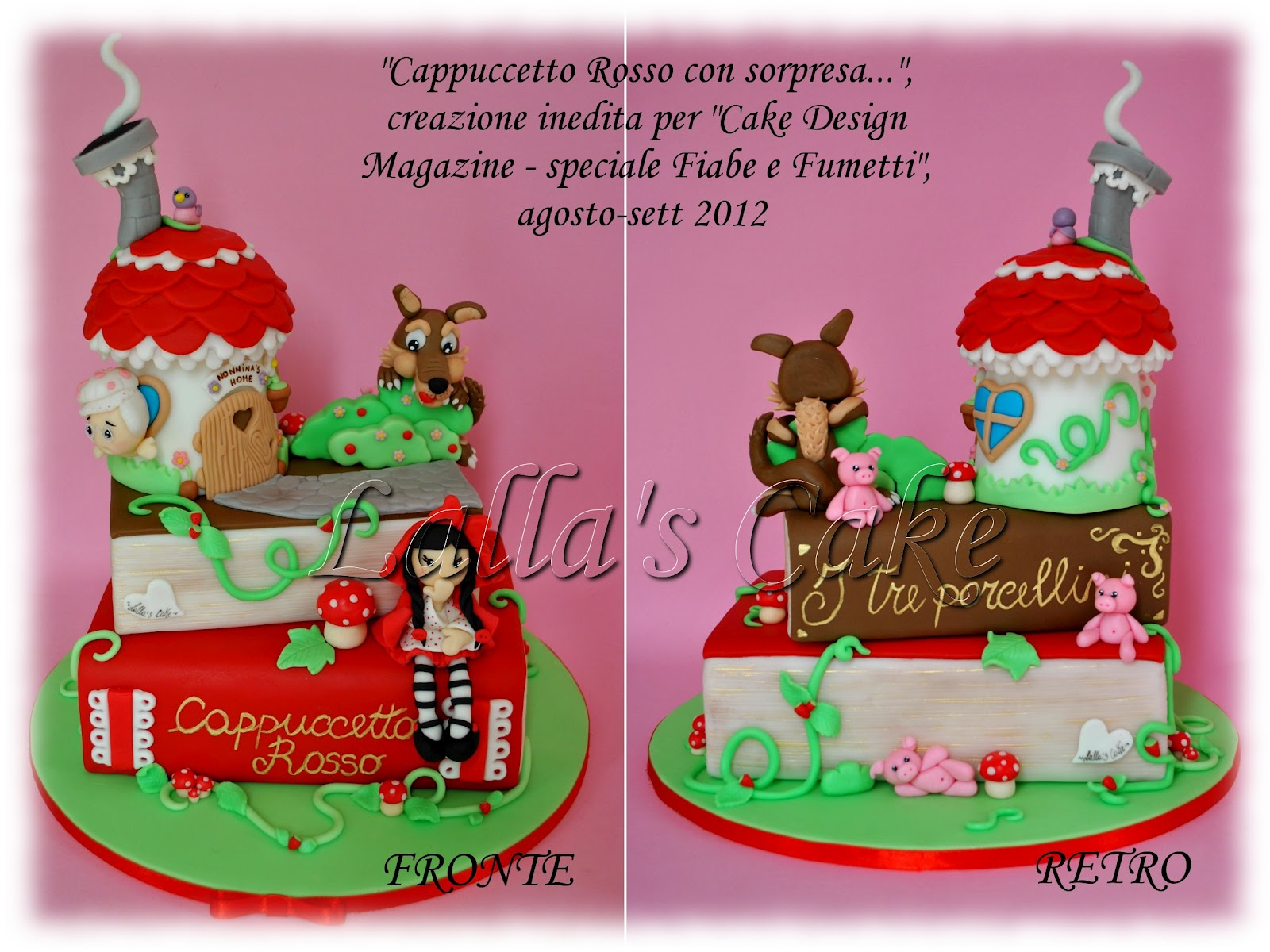 Cake Design Rivista Download : Lalla s Cake per