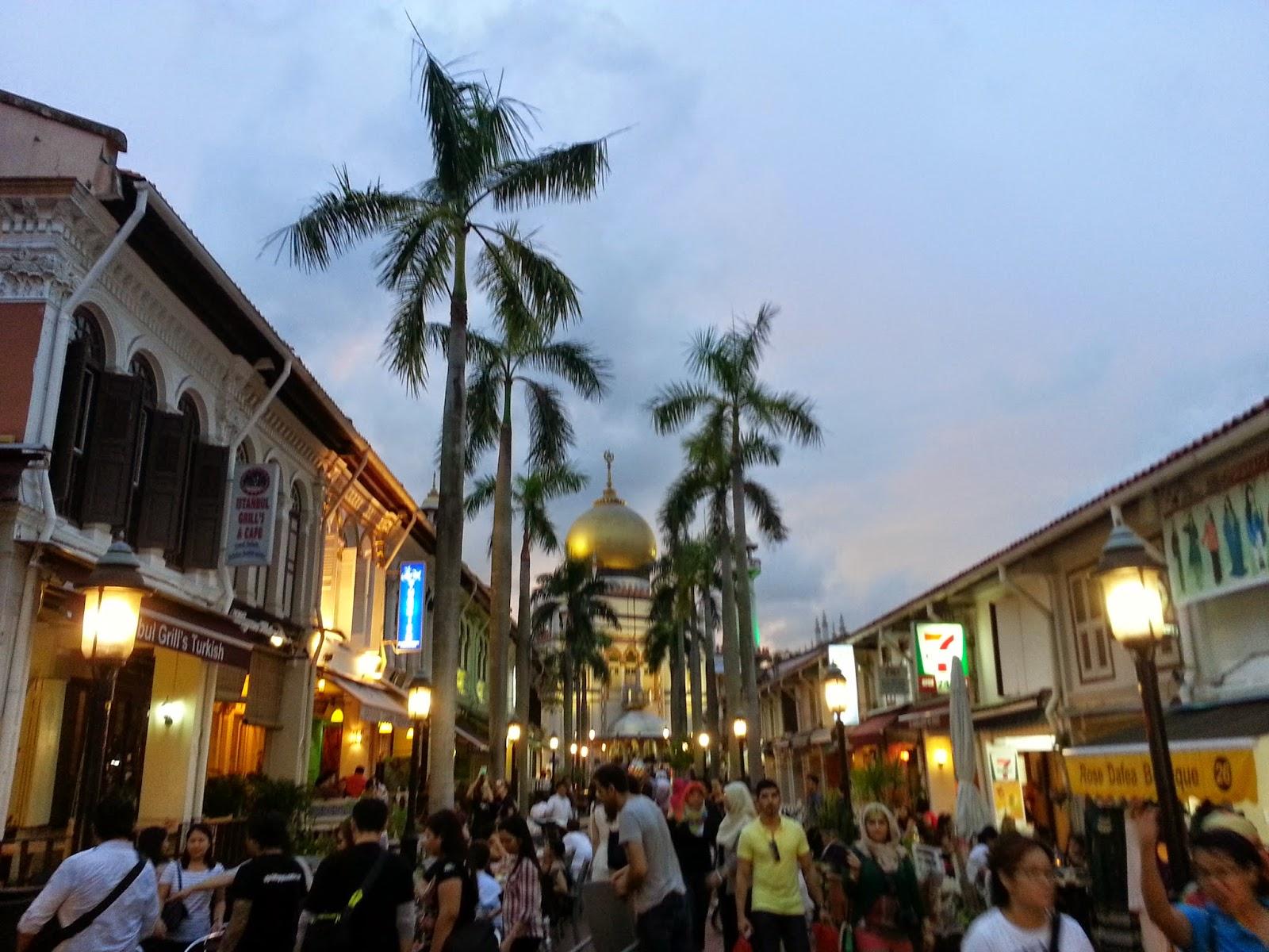 Singapore Hidden Star In Kampong Glam And Peranakan Trail Joo