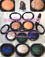 Giveaway: MAC Semi Precious Collection