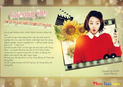 phim glowing she 2 Phim Cô Gái Rực Rỡ   Glowing She [Tập 12/12] Online HD