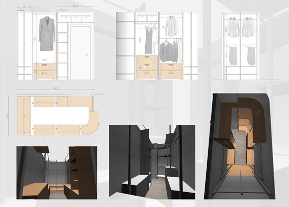 Dimensioni Per Cabina Armadio : Misure cabina armadio amazing dimensioni cabina armadio