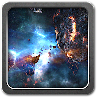 Asteroids Pack android wallpaper apk