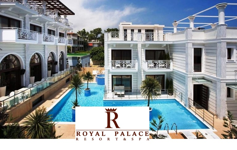 """ROYAL PALACE"" Resort & Spa"