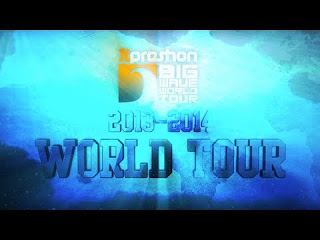 2013-2014 Xpreshon Big Wave World Tour