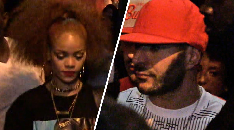 Rihanna and Karim Getting Serious