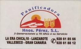 Panificadora Hnos. Pérez
