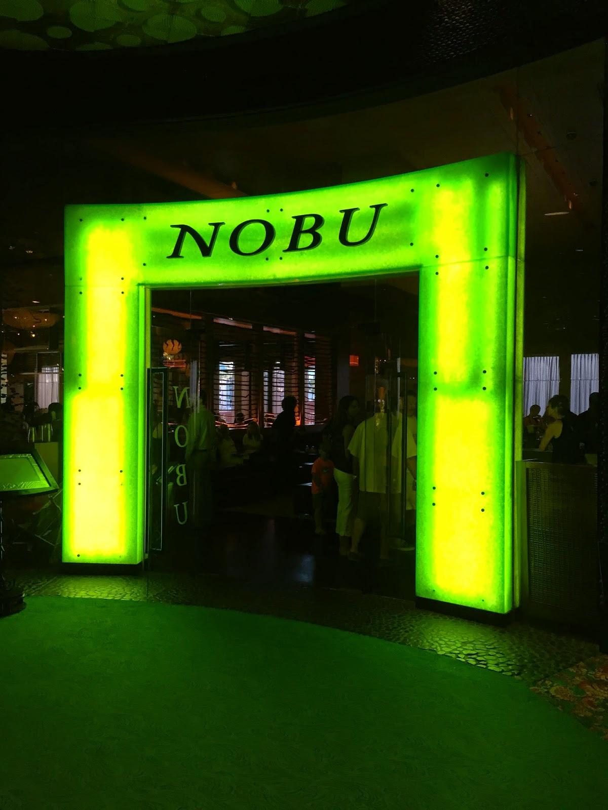 Nobu Restaurant - Atlantis Bahamas