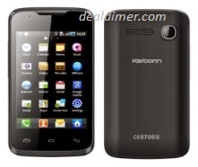 Karbonn Smart A5 Turbo Smartphone