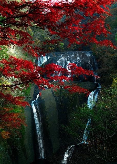 Falls, Ibaraki, Japan