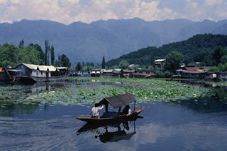 Boating in dal lake