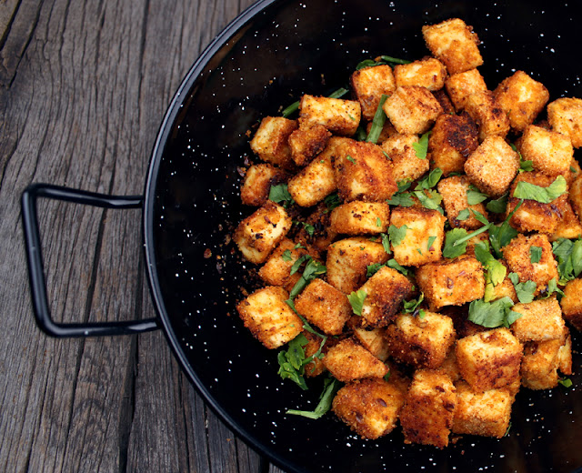 Oppskrift Tapas Tofu Hvordan Tilberede Tofu