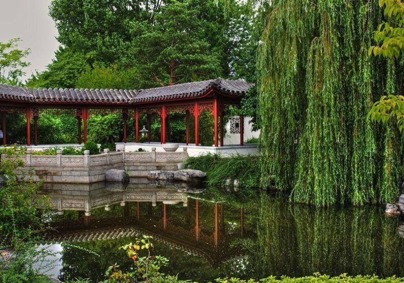 Jardines chinos fotos imagui for Jardines chinos pequenos