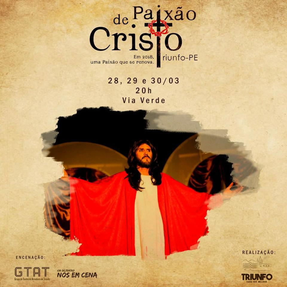 Paixão de Cristo em Triunfo 2018