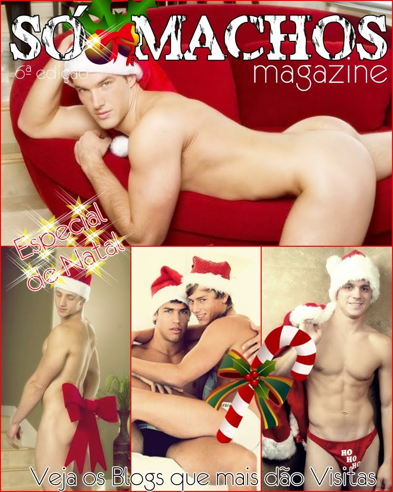 Só Machos Magazine 6ª Edição