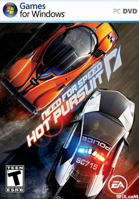 Free Download Need for Speed: Hot Pursuit PC Game Full Version Cover
