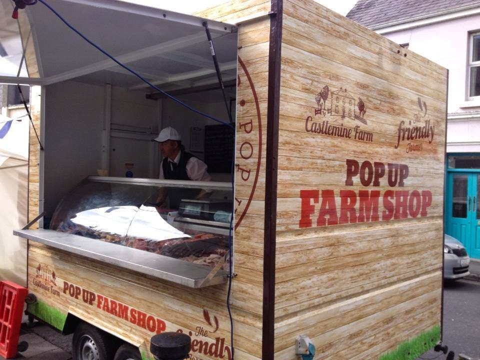 Pop Up Farm Shop