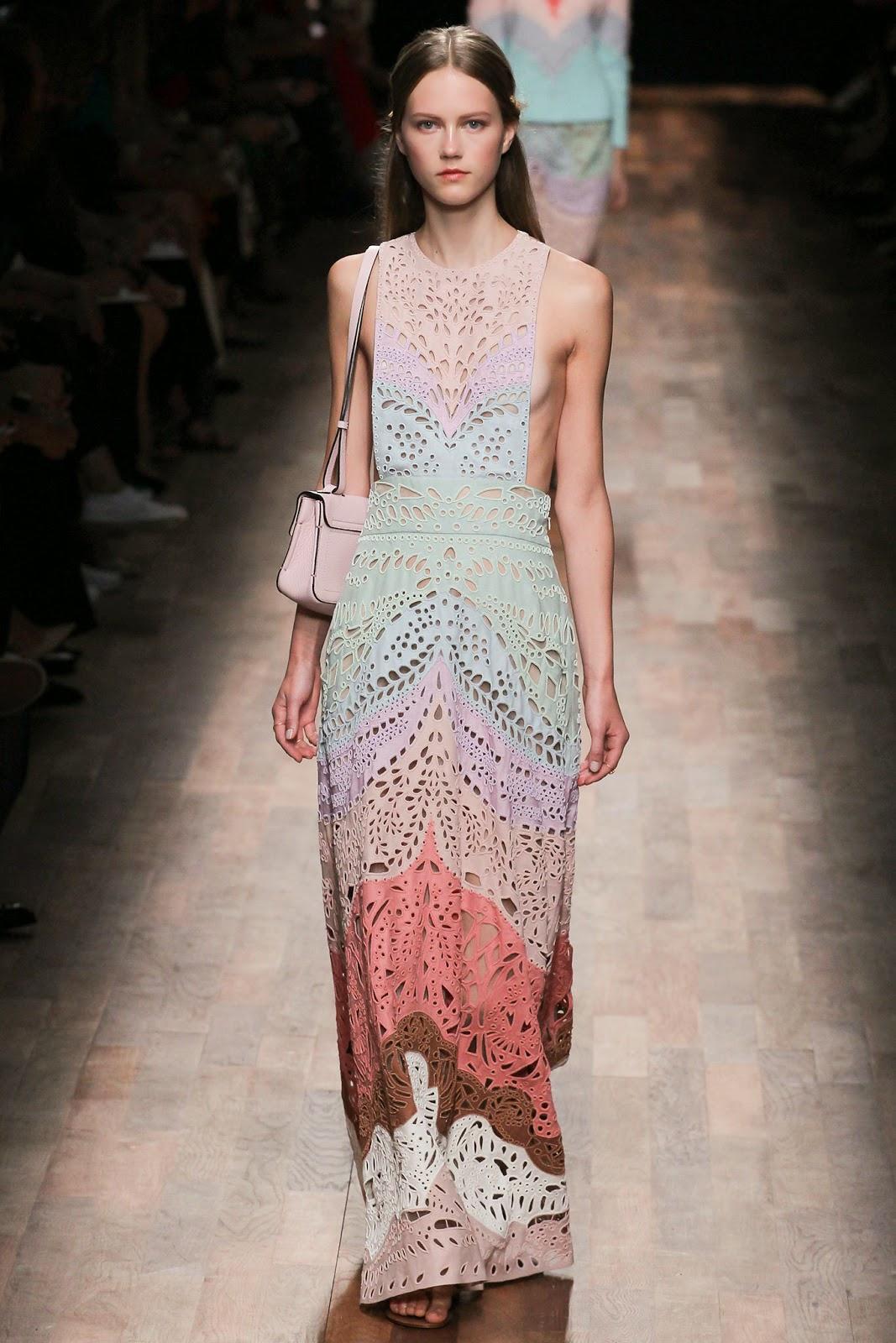 valentino 2015 summer 2016 trend women dress35 Valentino 2015 samling, våren sommaren 2016 Valentino klänning modeller, Valentino kväll klänning nya säsongen kvinnors kjolar modeller