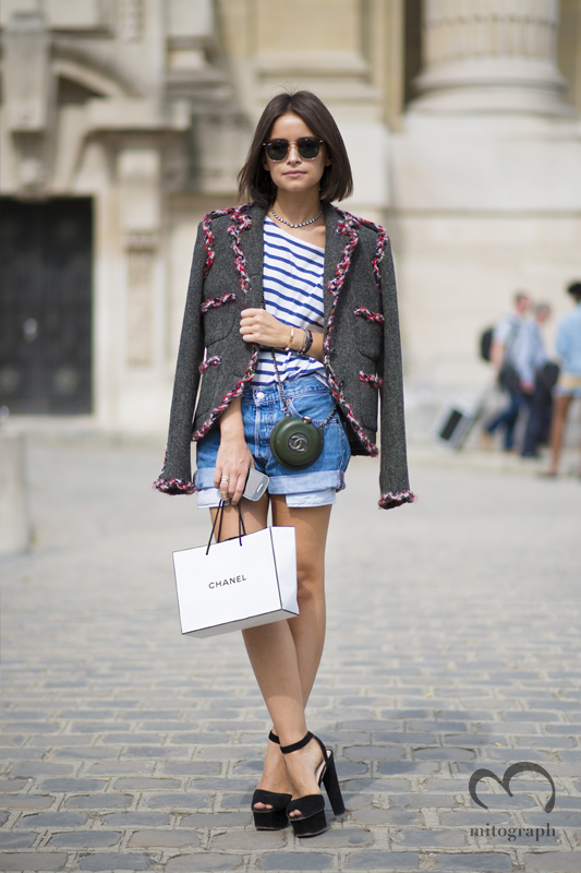 mitograph Miroslava Duma After Chanel Paris Haute Couture Fashion Week 2013 Fall PFW Street Style Shimpei Mito