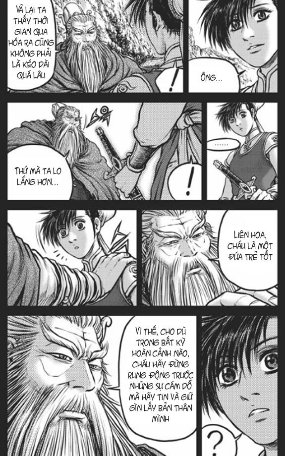 Hiệp Khách Giang Hồ Chapter 433 - Trang 5