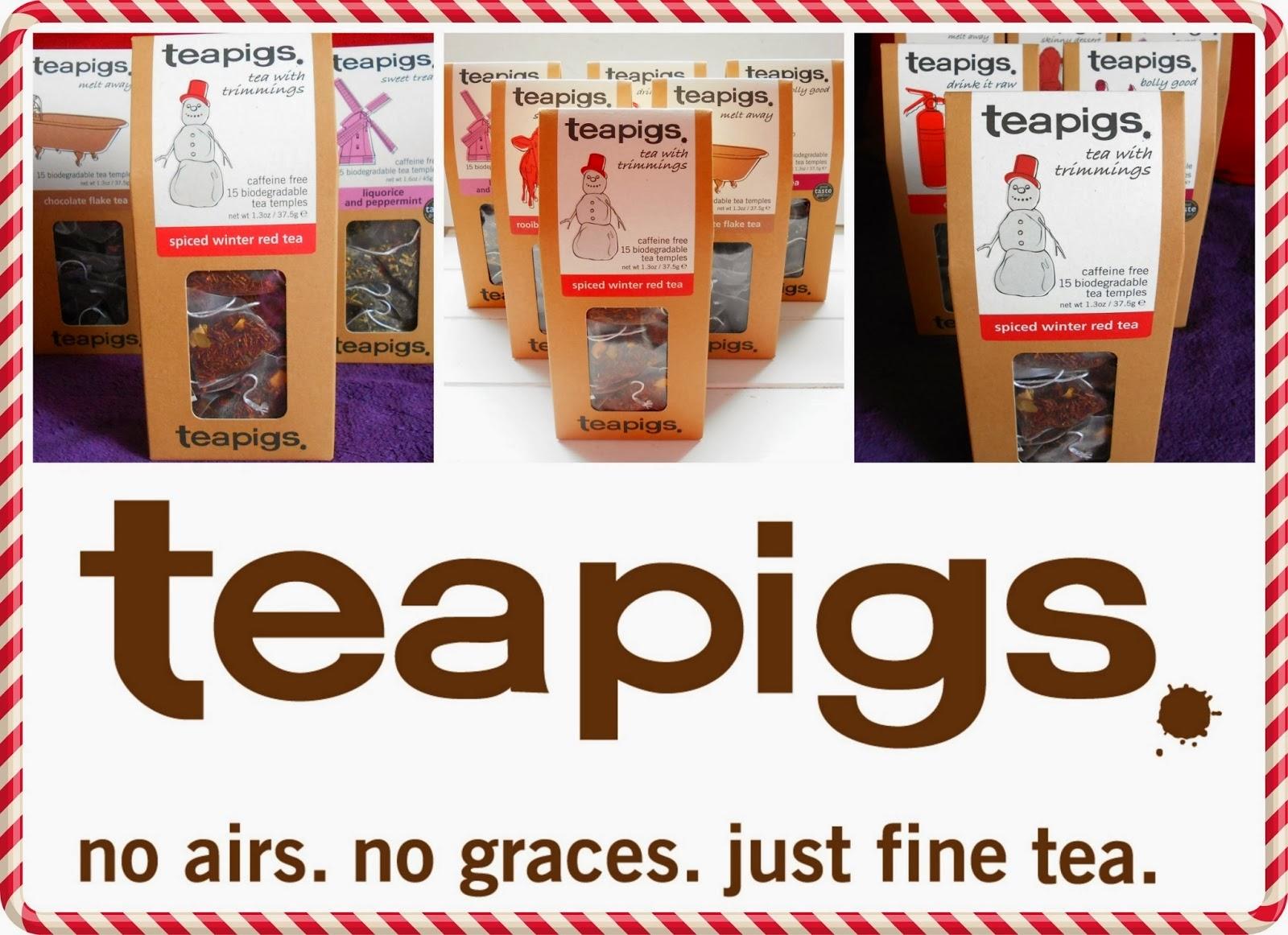 Teapigs Festive Tea
