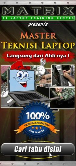 pelatihan teknisi laptop murah