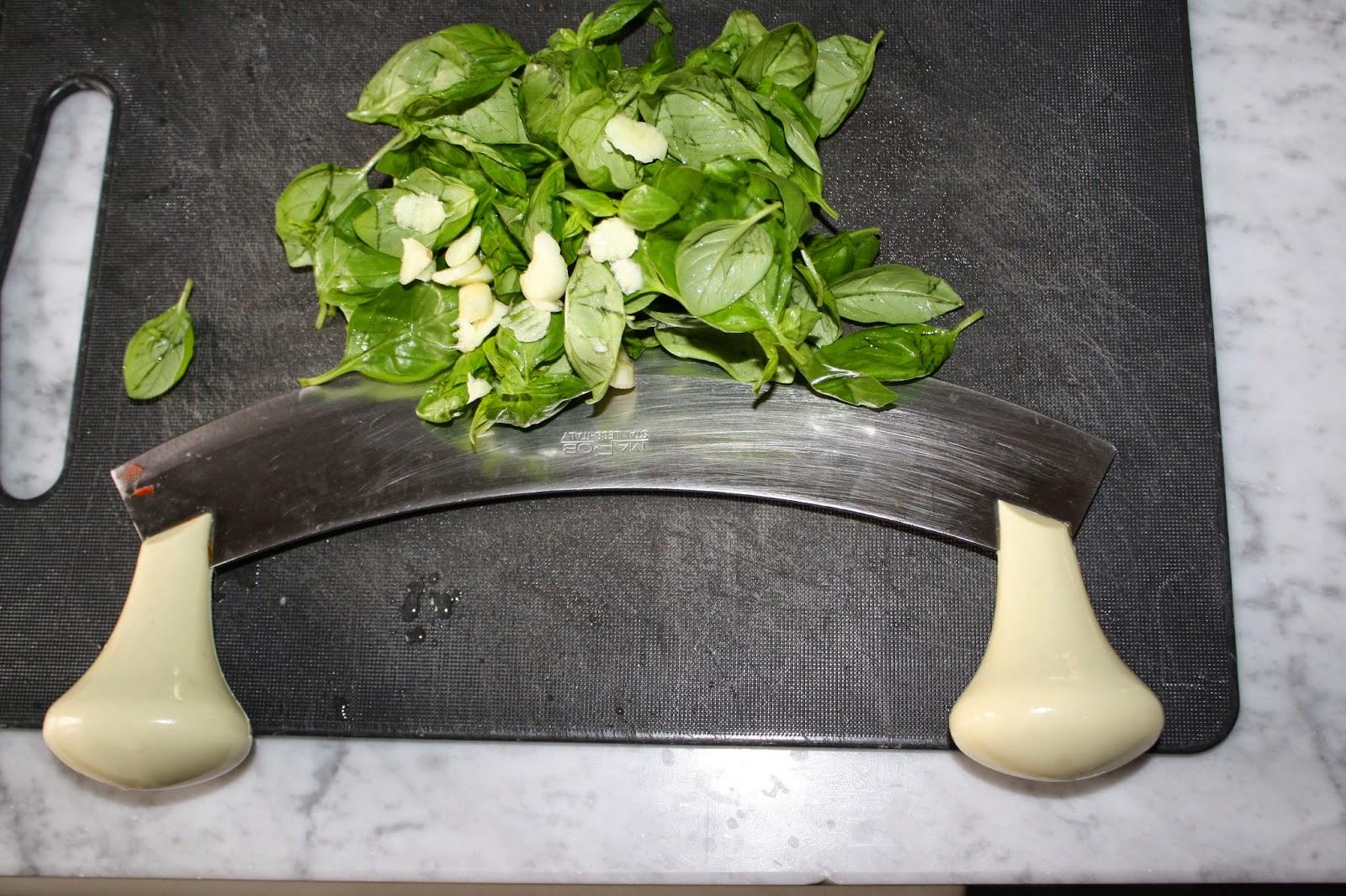 basilico aglio