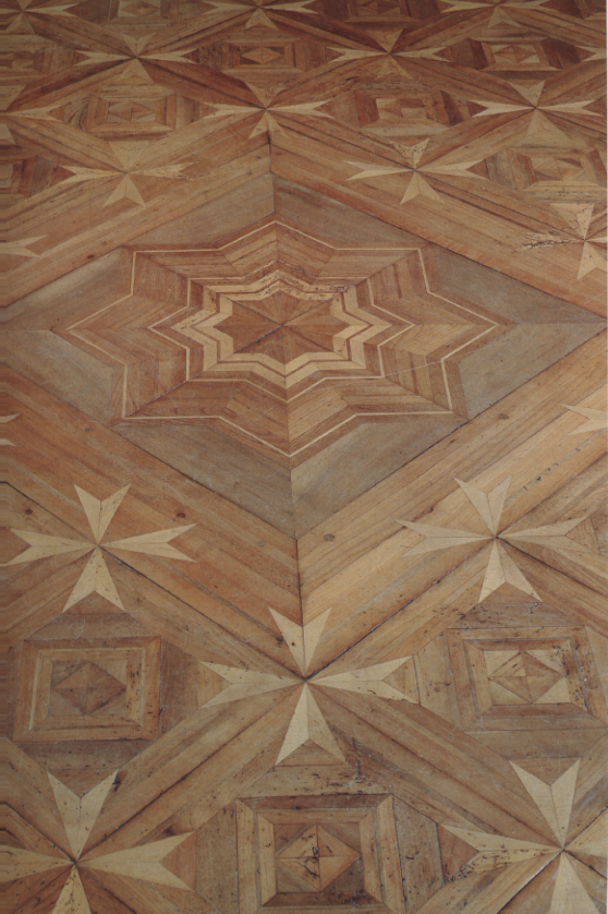 Surface Fragments Jean Francois Hache Marquetry