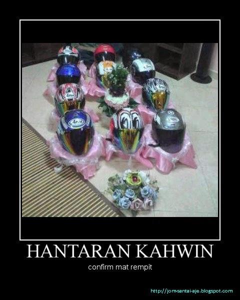 HANTARAN KAHWIN