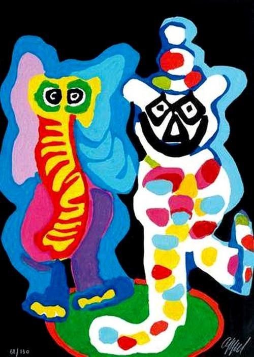 Marc Chagall Le Cirque Gravures originales 1967-8 Gerald Cramer